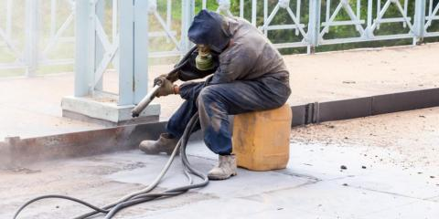 3 Situations That Require Sandblasting, Fairfield, Ohio