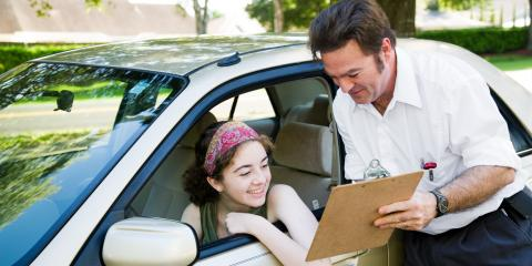 4 Defensive Driving Tips for Teens, Fairfield, Ohio