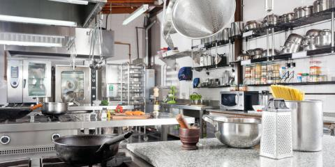 A Commercial Remodeling Guide to Kitchen Design, Fairfield, Ohio