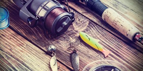 A Guide to Fishing Gear for Catfish, Fairfield, Ohio