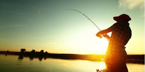 How to Choose a Fishing Rod, Fairfield, Ohio