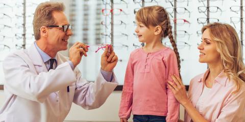 3 Ways to Determine if Your Child Needs Glasses, Fairfield, Ohio