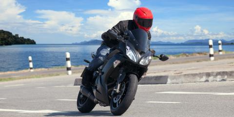 3 Tips for Choosing a Motorcycle Helmet, Fairfield, Ohio
