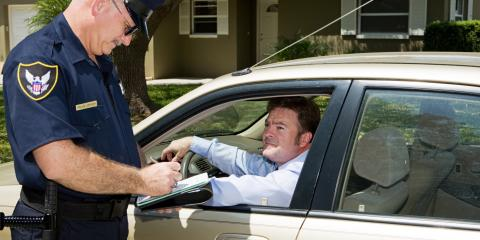 5 Reasons You Become a High-Risk Driver, Fairfield, Ohio