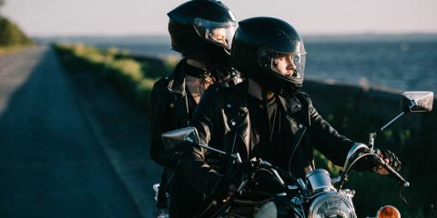 3 Common Causes of Motorcycle Accidents, Fairfield, Ohio