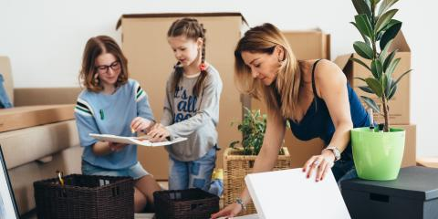 5 Tips to Get Kids Involved in Packing & Moving, Fairfield, Ohio