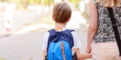 Developmental Pediatric Experts Offer 3 Tips for Alleviating Back-to-School Anxiety, West Chester, Ohio