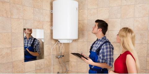 Reasons to Get Water Heater Service Today, Cincinnati, Ohio