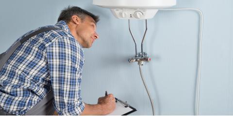 Top 5 Signs Your Water Heater Needs Replacement, Cincinnati, Ohio