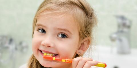 4 Tips for Teaching Your Child About Tooth Brushing, Summerville, Georgia