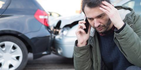 5 Common Problems Caused by Rear-End Collisions, Fairport, New York