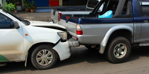 What to Look For After a Rear-End Collision , Fairport, New York
