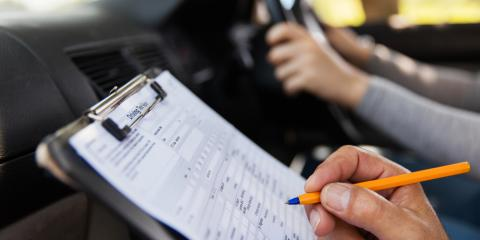new york drivers test tips