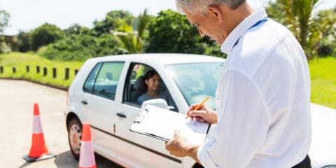 How to Pass Your Road Test With Flying Colors - Morgan