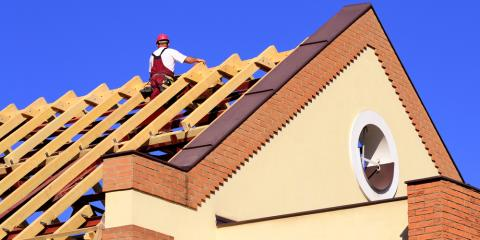 6 Signs You Need a New Roof, Perinton, New York