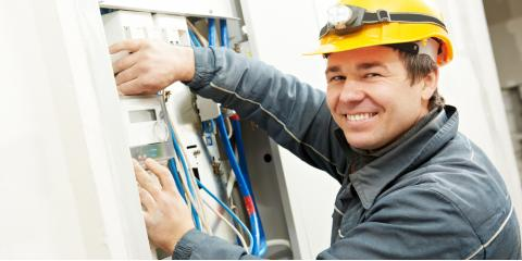 ElectricianLists the Top 3 Benefits of Rewiring Homes, Fall River, Wisconsin