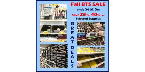 Fall BTS SALE ends 9/5/18!, Honolulu, Hawaii