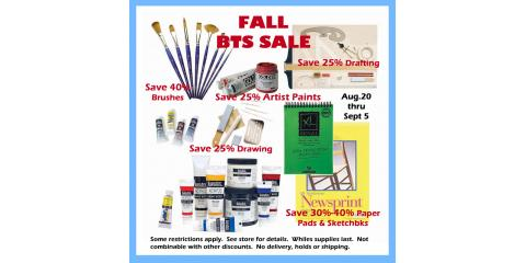 Fall BTS SALE 8/20 - 9/5!, Honolulu, Hawaii