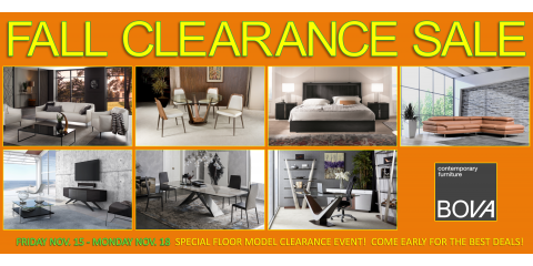 Limited Time Fall Clearance Sale!, Symmes, Ohio