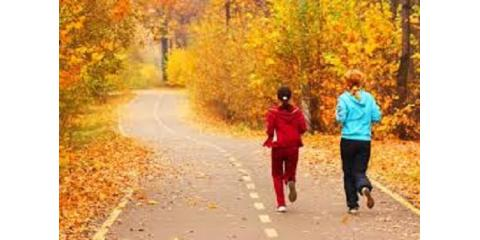 Fitness During Fall Season, Denver, Colorado