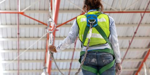 Understanding the Types & Benefits of Fall Protection Equipment, Bayonne, New Jersey