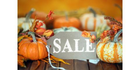 FALL SALE, Lincoln, Nebraska