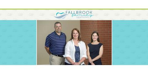 Are you looking for a new dentist? Call Fallbrook Family Dentistry today, Lincoln, Nebraska
