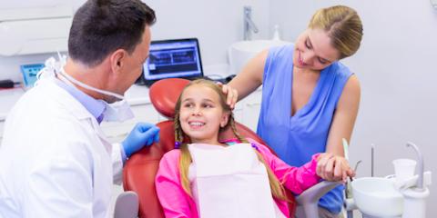 An Anchorage Family Dentist Explains Common Pediatric Dental Problems, Anchorage, Alaska