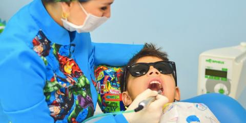 Cincinnati Family Dentist Answers Your Questions About Children's Dental Health, Cincinnati, Ohio