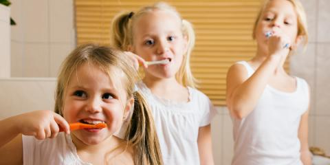 3 Ways to Encourage Your Kids to Brush Their Teeth, Lincoln, Nebraska