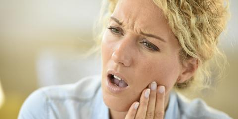 Family Dentist Explains 3 Causes of Toothaches, Stafford Springs, Connecticut