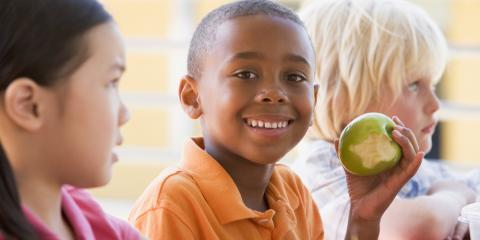 Hawaii Family Dentist Recommends 5 Foods to Help Prevent Children's Cavities, Honolulu, Hawaii