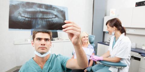 How Dental X-Rays Help Dentists, Springdale, Ohio