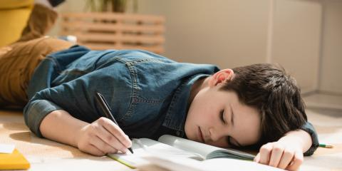 5 Potential Reasons Your Child is Always Tired, Springboro, Ohio