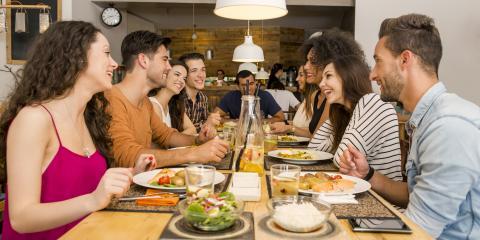 4 Benefits of Eating at a Family Restaurant, Rosemount, Minnesota