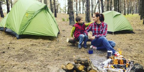3 Tips for Camping With Kids, 3, Tennessee