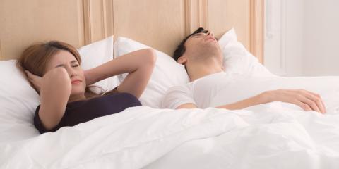 How Family Dentists Alleviate Snoring, Ewa, Hawaii
