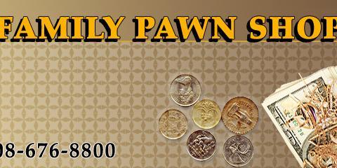 Family Pawn Shop in Waipahu, Pawn Shop, Shopping, Waipahu, Hawaii