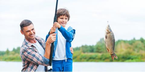 4 Tips For Fishing With Kids On Your Family Vacation, Whiteville, Arkansas
