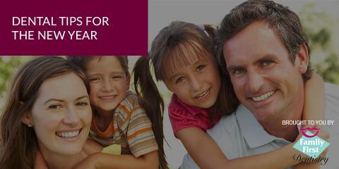 Start the New Year With a Healthy Smile From Alaska's Best Family Dentistry, Anchorage, Alaska