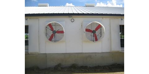 Why Quality Ventilation Livestock Equipment Is Important, Seventy-Six, Iowa