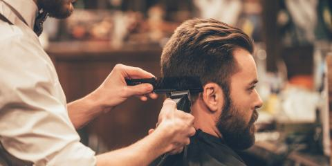 3 Trendy Men's Haircuts to Try This Fall, Highlands Ranch, Colorado