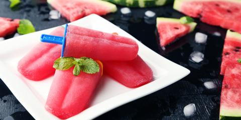 How to Cool Off With Low-Cal Fresh Fruit Pops This Summer, Vineland, New Jersey