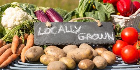 Buy Local: Support Your Community Farmer's Market in Aiea, Ewa, Hawaii