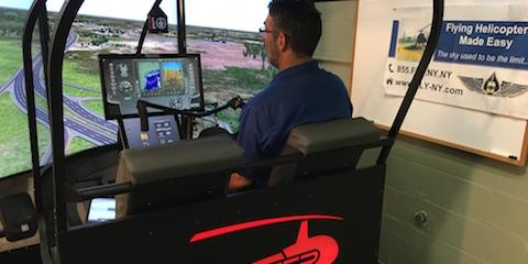 5 Reasons to Use a Helicopter Simulator, Babylon, New York