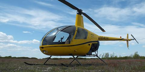 Turn Your Hobby of Flying Into a Career as a Commercial Helicopter Pilot, Babylon, New York
