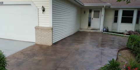 3 Signs It's Time to Replace Your Driveway Concrete, Empire, Minnesota