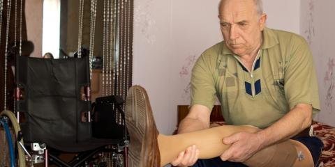 How Prosthetics Benefit Veterans, Farmington, Missouri