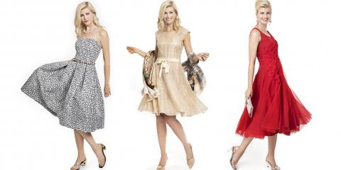 Dresses Galore: Marilyn Shares Her Holiday Party Fashion Tips, Naples, Florida