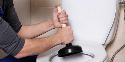 Toilet Repair Pros Share 3 Common Reasons for Constant Clogs, Honolulu, Hawaii